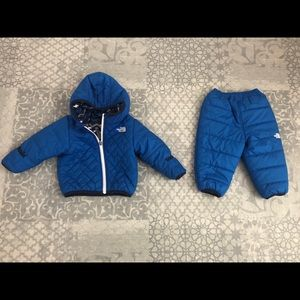 North Face Perrito Jacket & Pants